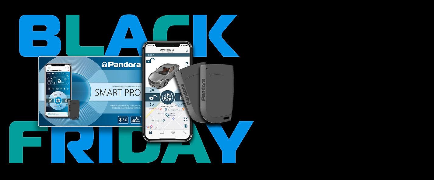 Pandora smart pro v3 car alarm black fri