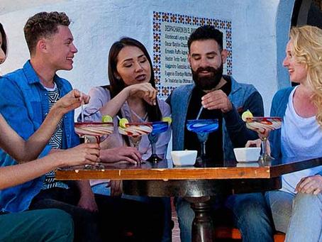 The margarita was invented in Ensenada. Two bars dispute the credit
