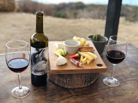 How to match Mexican wine with Baja California Cuisine