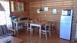 Orrfjärd cottage inside
