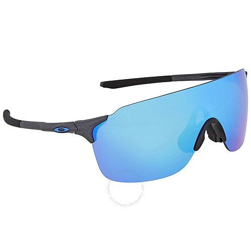 EVZero Stride Sapphire Iridium Blue Sunglasses