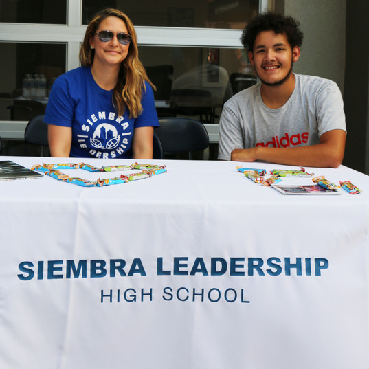 Siembra Leadership High School