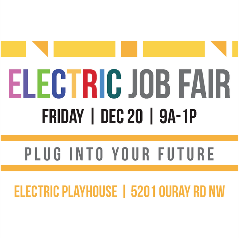 Electric Job Fair | STEM Boomerang & ABQ Community Foundation
