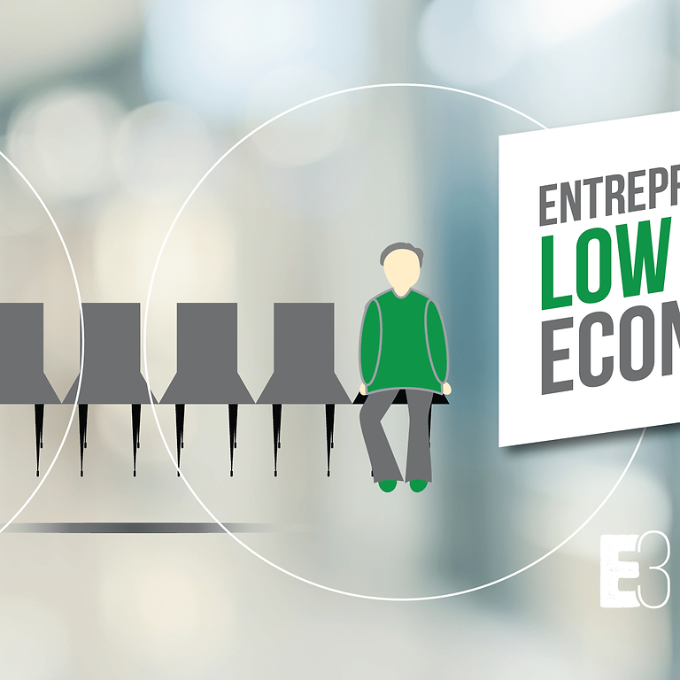 E3 Round 7: Entrepreneurship in a Low-Touch Economy