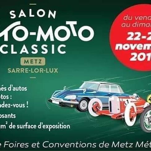 Salon Auto-Moto Classic Metz
