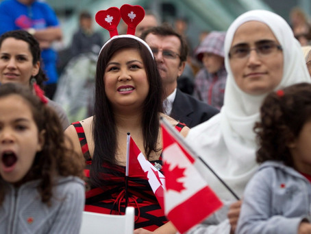 Canada Express Entry - invited 41,800 candidates to apply for permanent residence