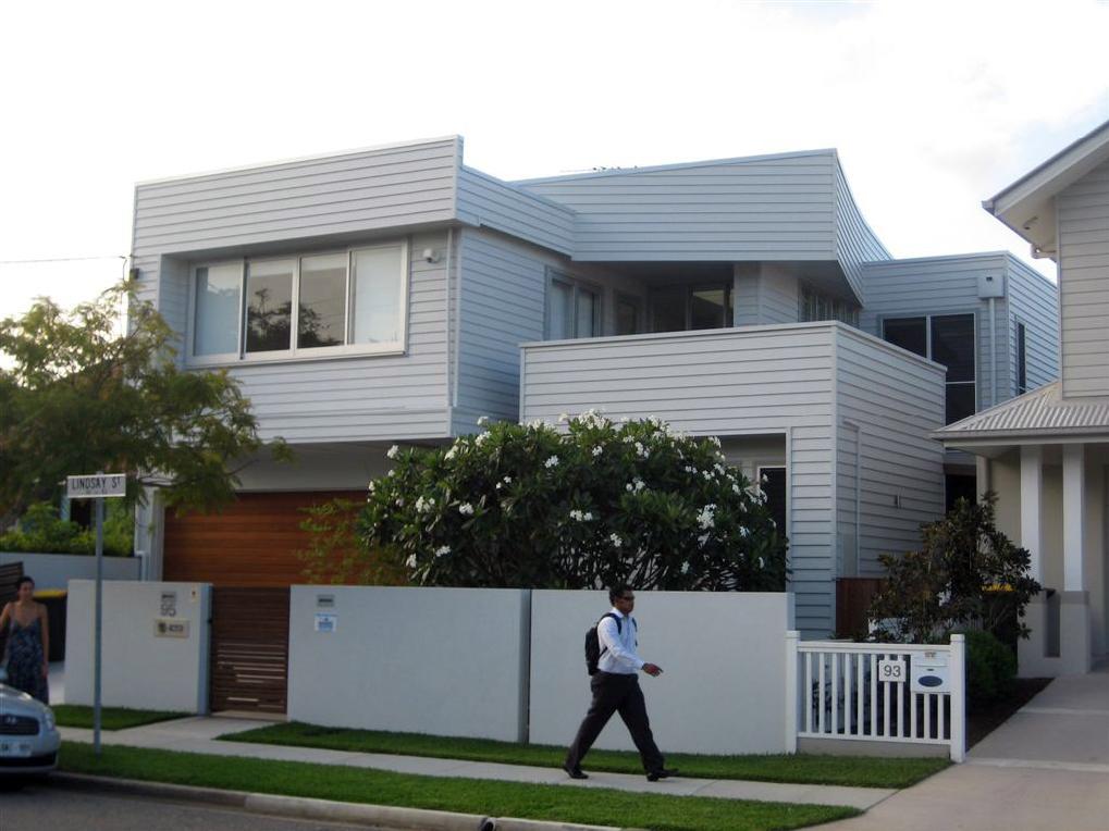 Lindsay St Brisbane