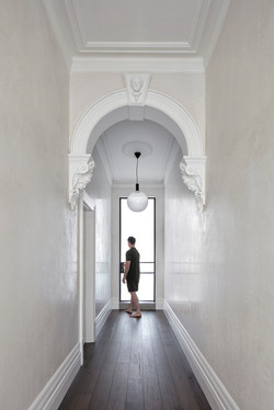 Fitzroy North House Hallway