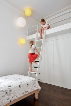 Fitzroy North House Kids Bed & Loft