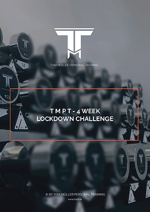TMPT 4 Week Lockdown Challenge