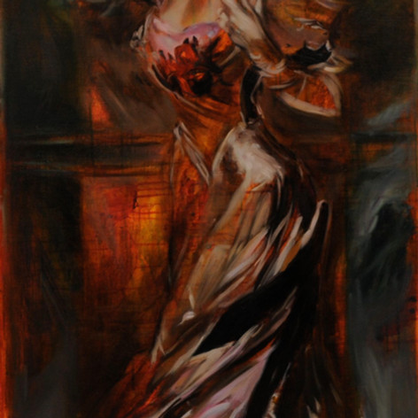 """From Boldini's """"Portrait of the Countess Zichy"""" (1905)"""