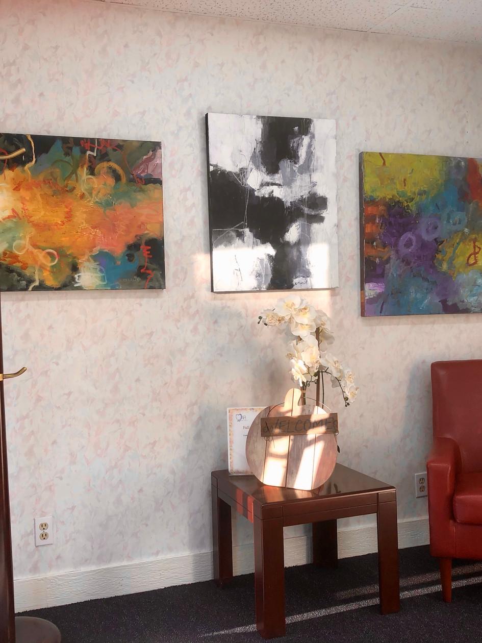 Dr. Daniel Rivera's gallery  October 2020