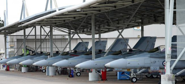 NACC WILLIAMTOWN RAAF BASE UPGRADE
