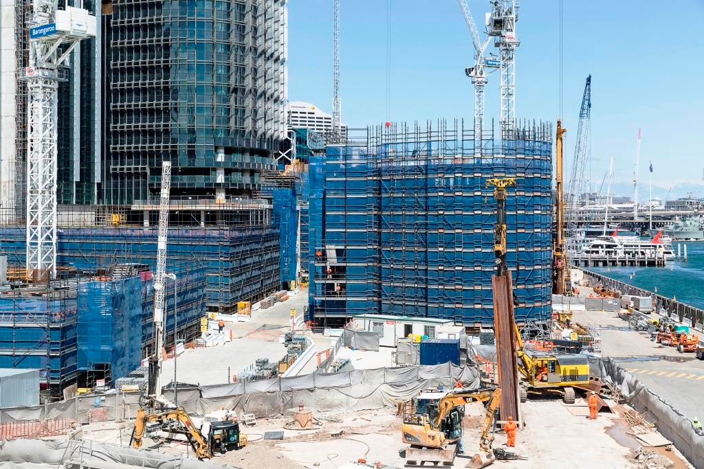 BARANGAROO SOUTH HHR