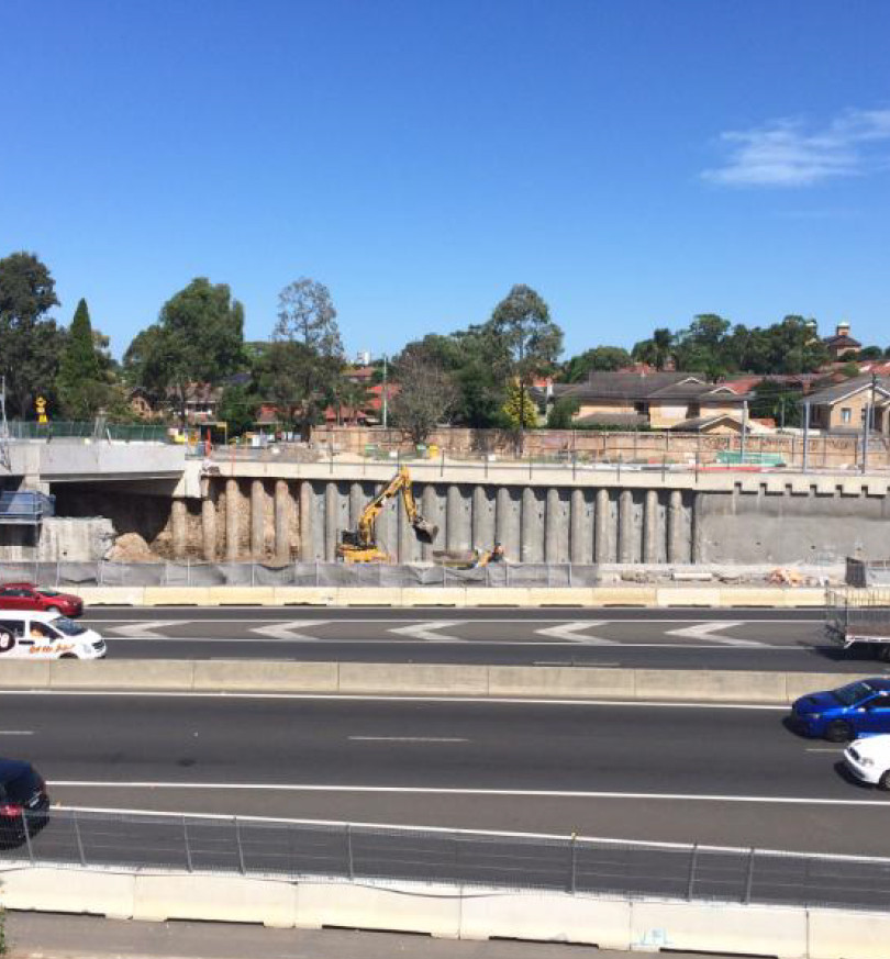 KING GEORGES ROAD INTERCHANGE UPGRADE