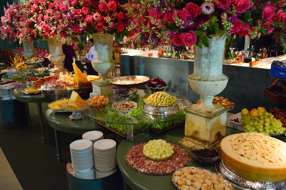 8 dicas de como escolher o buffet de casamento