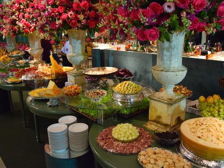 8 dicas de como escolher o melhor Buffet de Casamento
