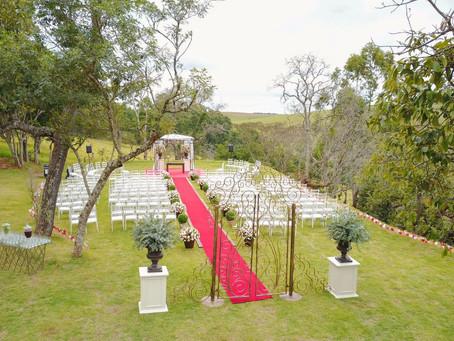 Organizar um casamento: 5 passos para começar