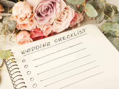 Como escolher a lista de presentes de casamento?