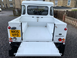 15 reg 90 Truck cab 073
