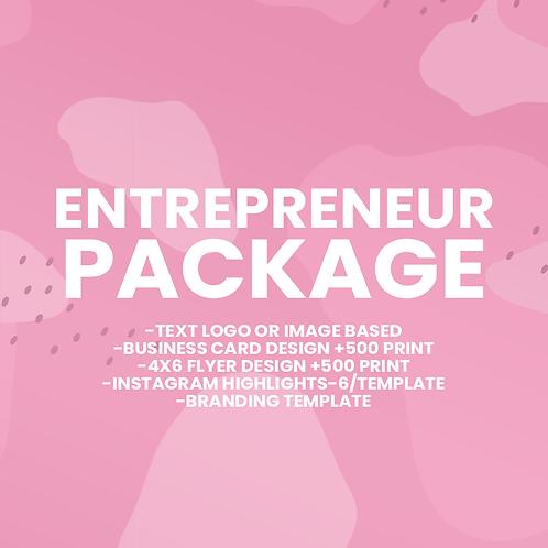 Entrepreneur Package