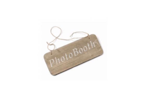 "Pancarte ""Photo Booth"""