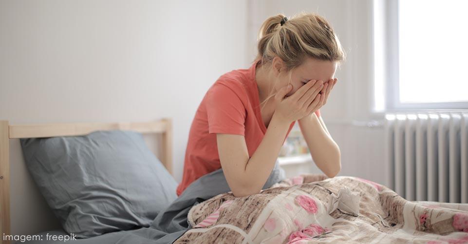 Sem tratamento, os sintomas de depressão pós-parto podem se agravar e persistir por anos.
