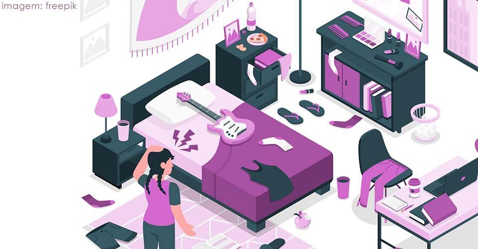 passo a passo para se livrar da desorganização