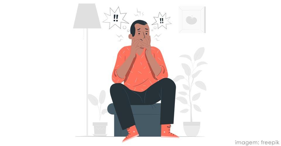 sinais e sintomas de estresse