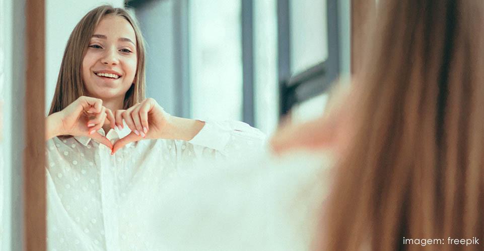 aceitação corporal e autoestima
