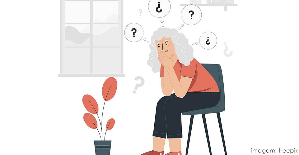 Reconheça os sinais de nervosismo e ansiedade excessivos.