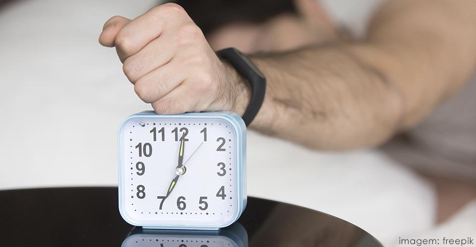 O cansaço excessivo pode ser resultado de sono de má qualidade ou repouso insuficiente.