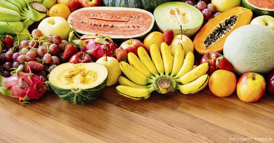 frutas para depressão