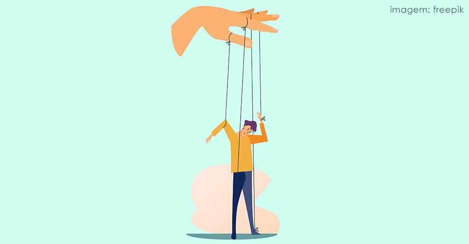 O chantagista torna quase impossível perceber como ele está nos manipulando, porque cria uma névoa espessa (de medo, obrigação e culpa) que obscurece suas ações.
