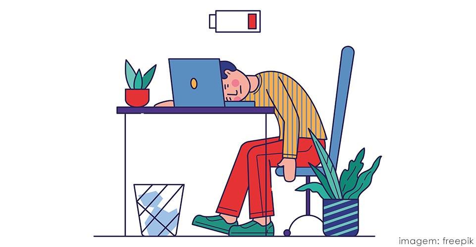 Cansaço inexplicável é sintoma de diferentes condições de saúde física e mental.