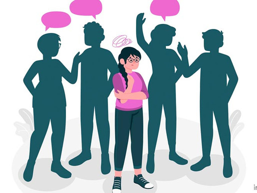 Fobia social: muito além da timidez