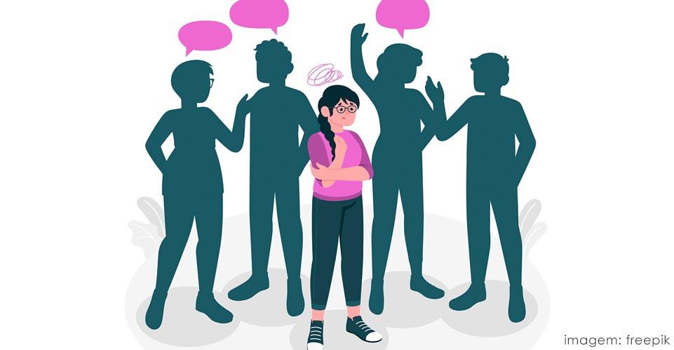 como vencer a fobia social