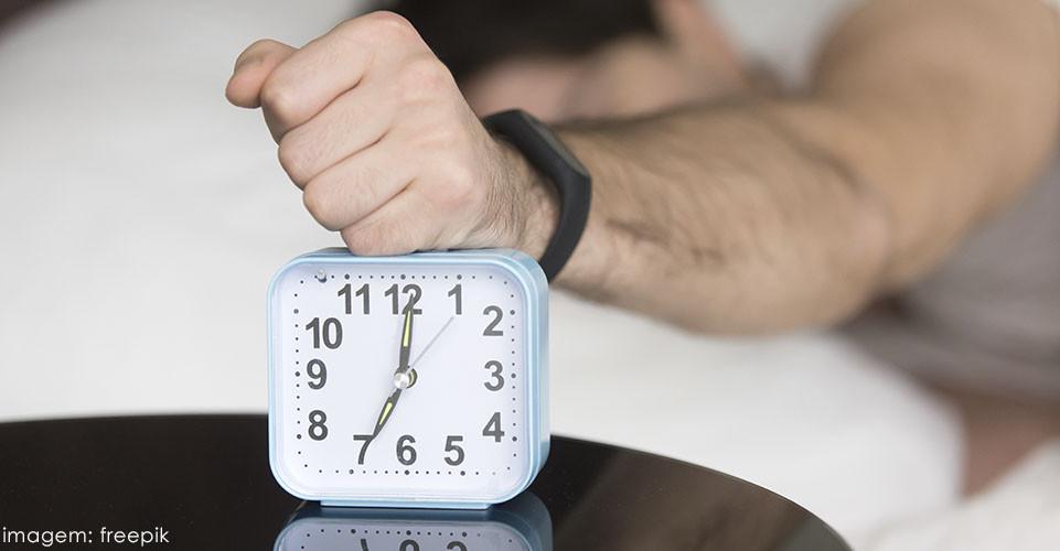 sonecas curtas prejudicam a disposição ao longo do dia