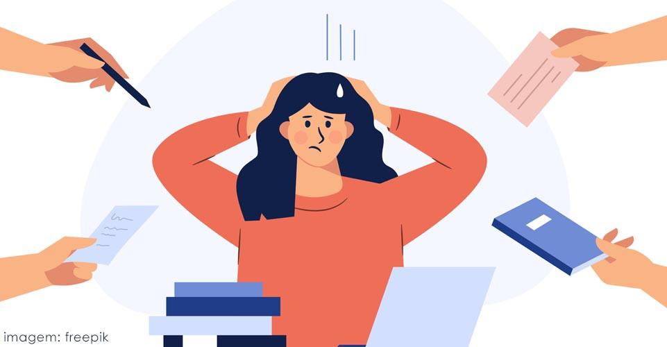 sintomas de síndrome de burnout