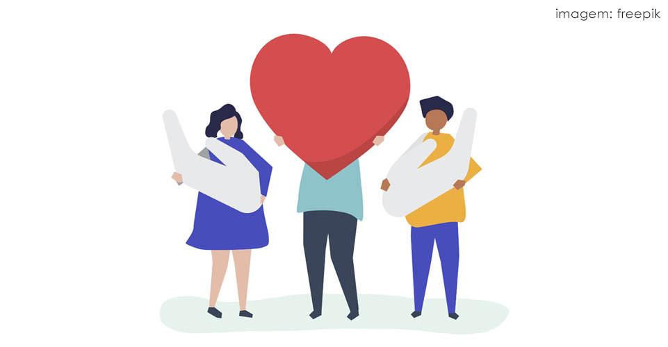 gentileza e atitudes positivas melhoram a autoestima