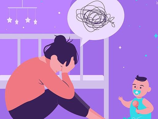 Depressão pós-parto: o que é e como posso lidar?