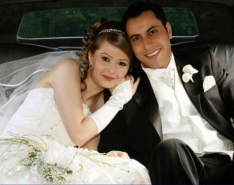 Limo Service In Alpharetta - WEDDINGS