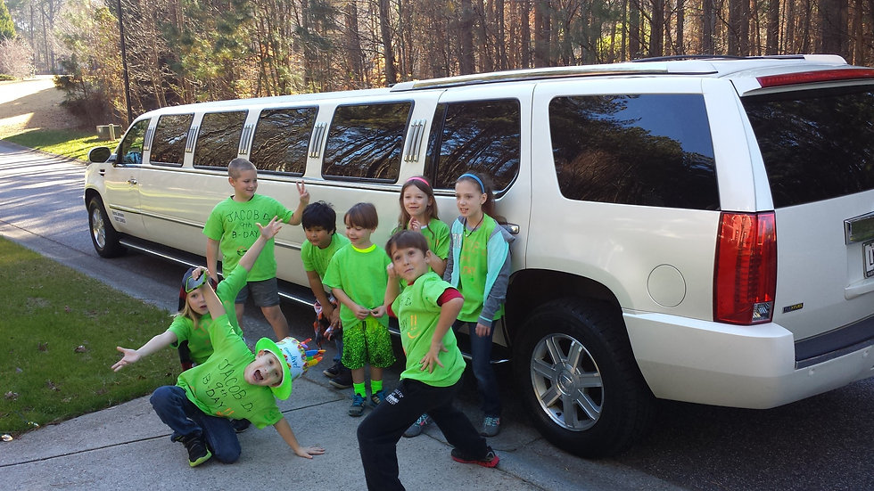 Services   Top Rated Limousine Company in Alpharetta