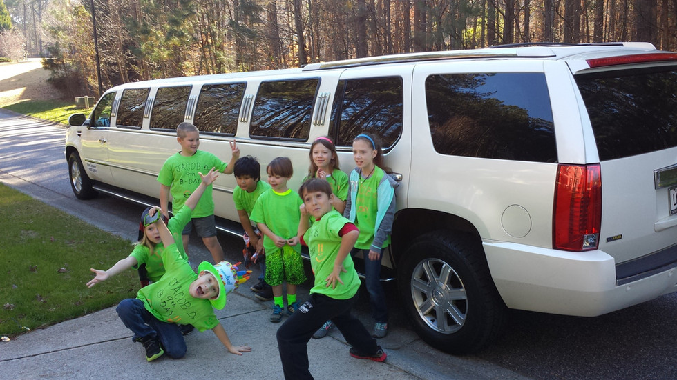 Services | Top Rated Limousine Company in Alpharetta
