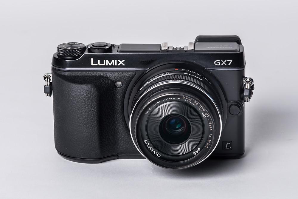 LUMIX GX7 mit dem hervorragenden Olympus Zuiko 17mm/1.8