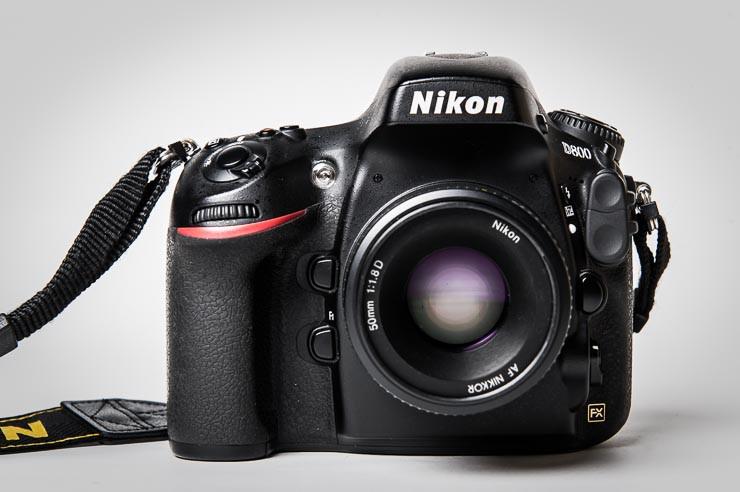 Nikon D800: so übel nicht