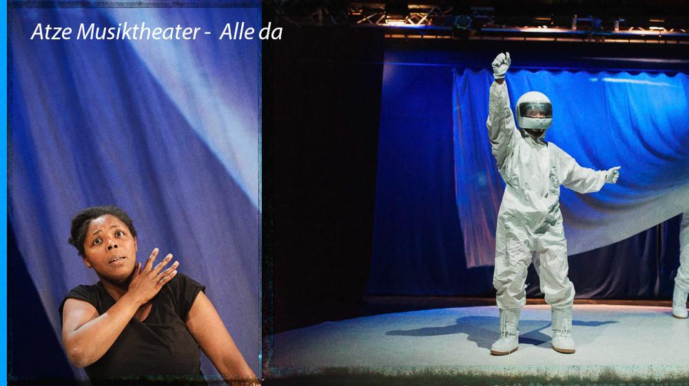 Atze Musiktheater - Alle da!