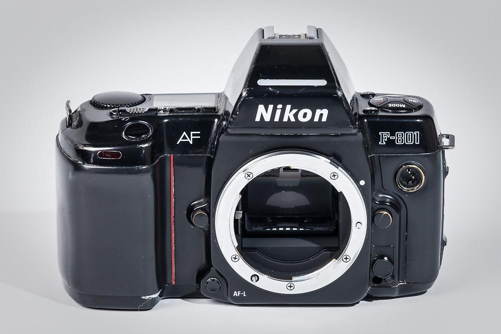 1990: meine erste Nikon