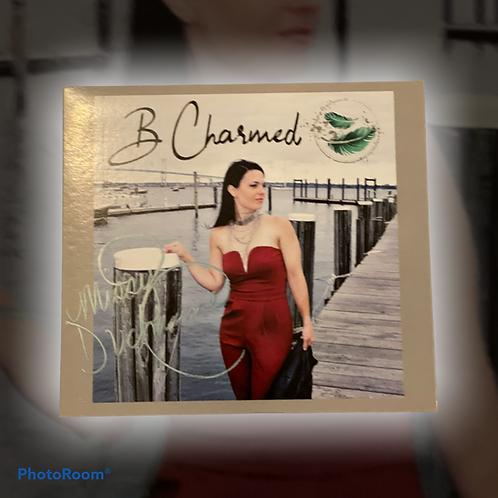 Autographed B Charmed Album