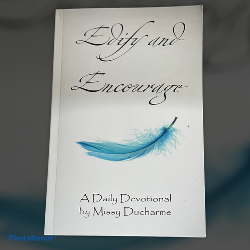 Edify and Encourage Book